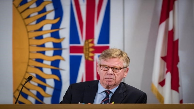 Ex-premier to testify at B.C.'s Cullen commission