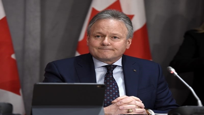 Bank of Canada warns in report of business, household debt from COVID-19