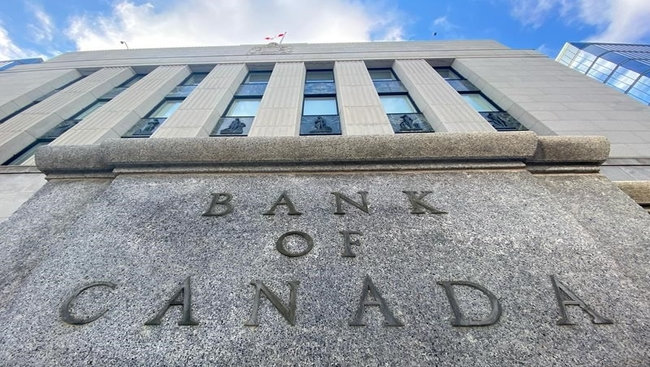 Bank of Canada keeps interest rate on hold