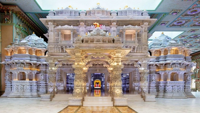 Lawsuit reveals that Swami Narayan Temple in New Jersey was built on forced labor
