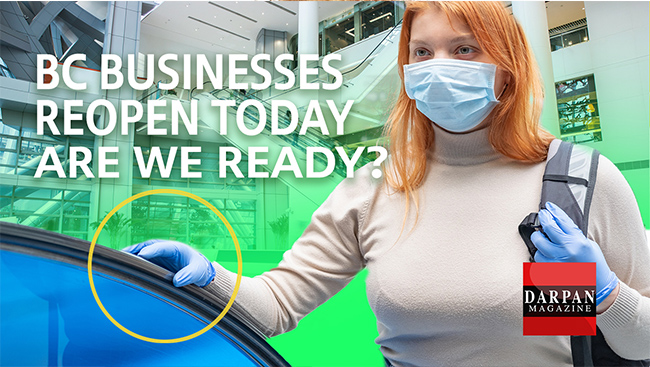 BC Businesses to Reopen | Malls, Restaurants & Hair Salons Open | Are We Ready ?
