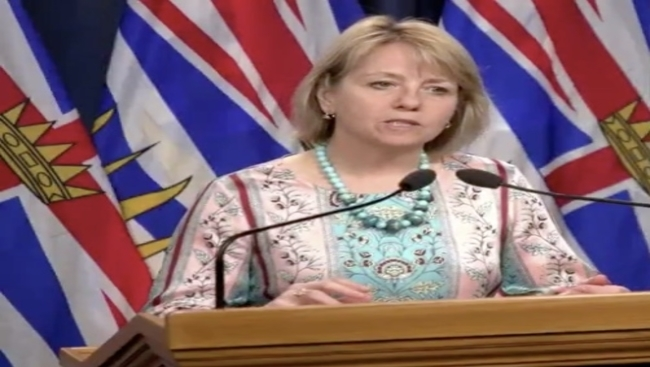 B.C. brings in more COVID restrictions