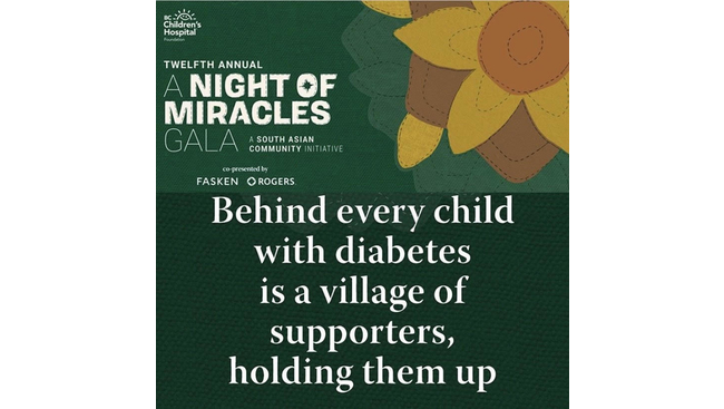 The First Ever Virtual A Night Of Miracles Gala For The BC Children's Hospital Foundation raised $480,000