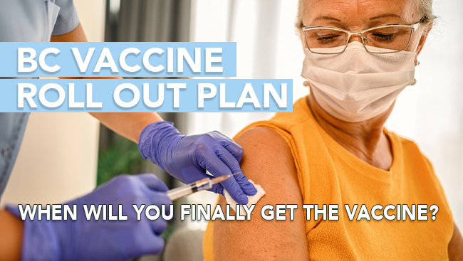 British Columbia unveils mass vaccine plan