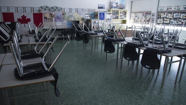 Full-time school for B.C. students