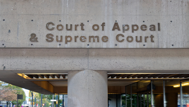 B.C. Supreme Court hears Wet'suwet'en petition