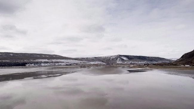 BC Hydro says pandemic delays Site C project