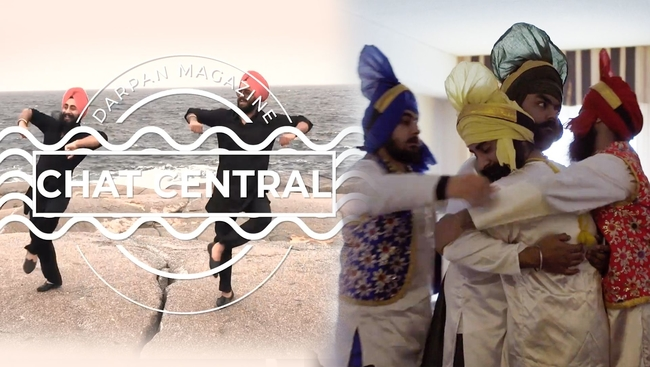 WATCH: Bhangra dancing and joyous activism form a beautiful collaboration to make a difference