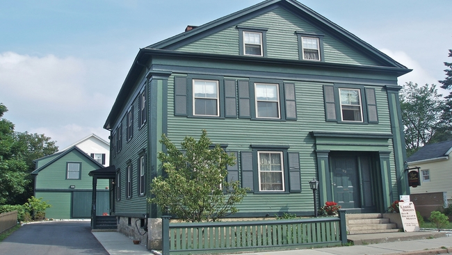 Renovated Lizzie Borden house on the market, again