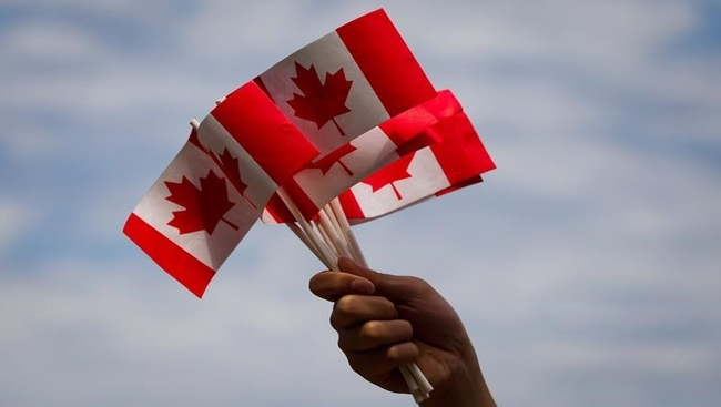 COVID-19 not changing Canada Day: poll