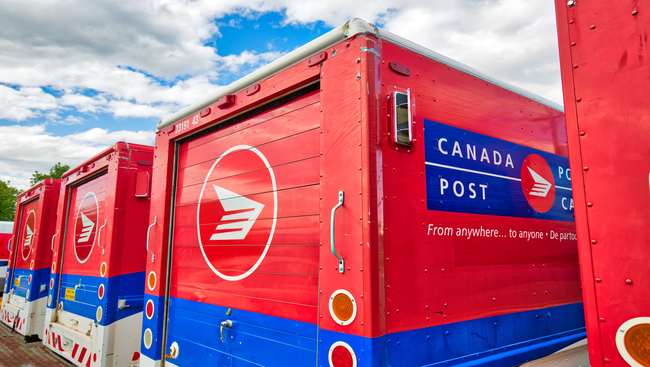 Canada Post not subject to provincial inspections