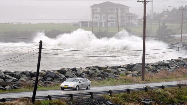 Forecasts show Teddy hitting Maritimes