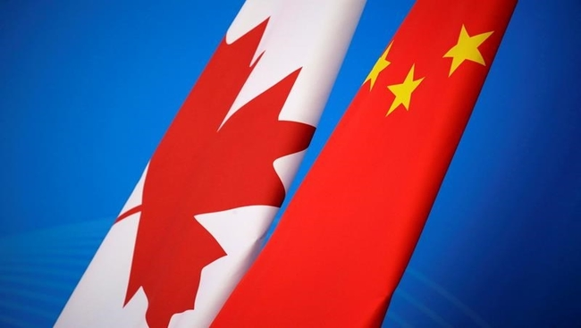 Canada, allies blame China for cyberattack