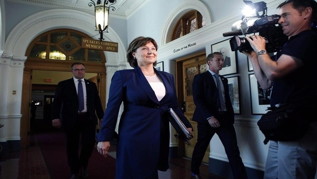 Former B.C. premier testifies at inquiry
