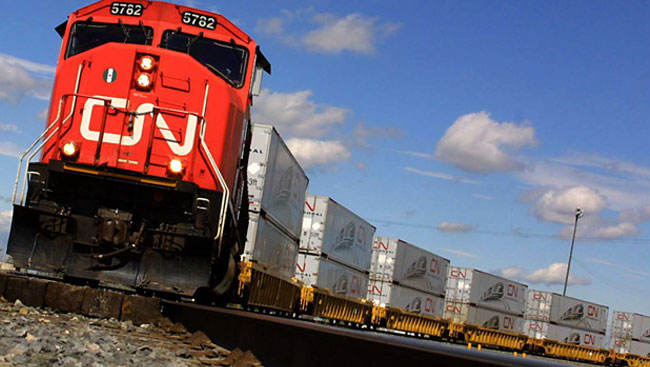 No Substantive Progress' In Talks As CN Rail Workers Strike Enters Fourth Day