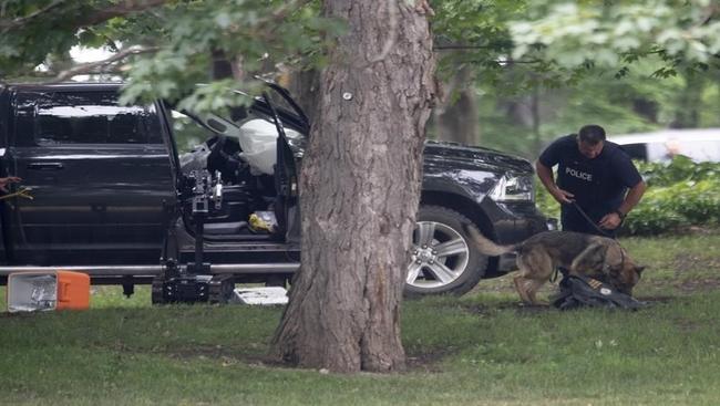 Corey Hurren case put over to November