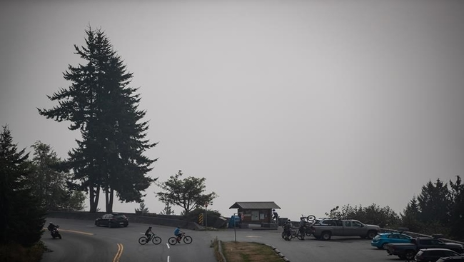 Smoky conditions expected to improve in B.C.