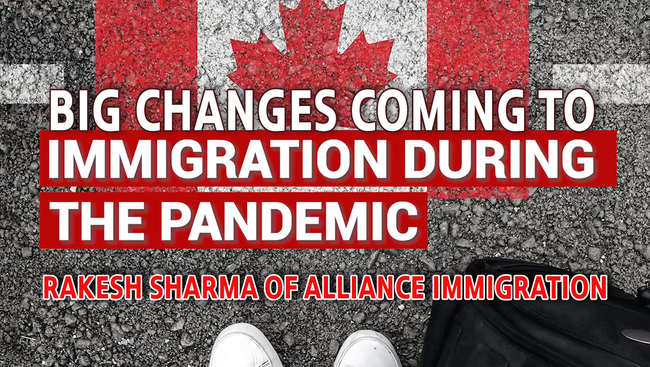Must Know Canada Immigration Changes amidst COVID-19