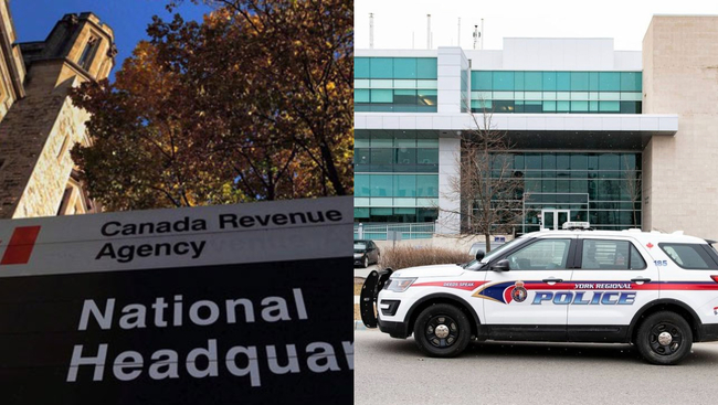 3 young South Asian males charged in CRA investigation Fraud