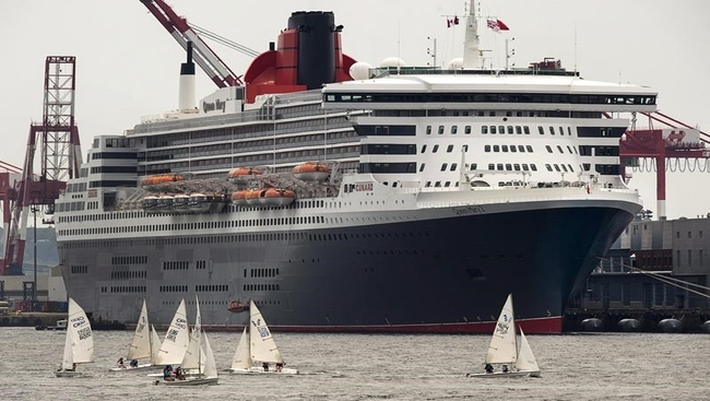 Canada's cruise ship ban extended until February