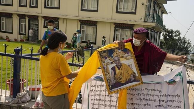 Tibetan spiritual leader Dalai Lama celebrates 86th birthday