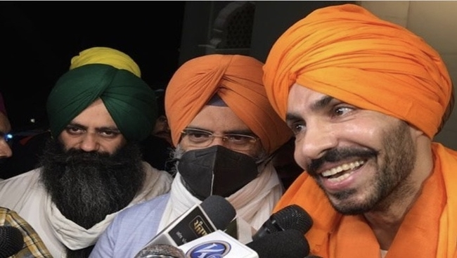 Bail granted to Deep Sidhu in relation to Republic Day violence at the Red Fort
