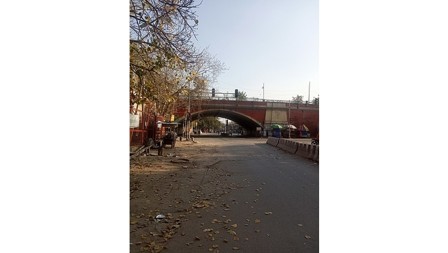 Curfew in Delhi put in place to tackle the fast rising COVID19 cases