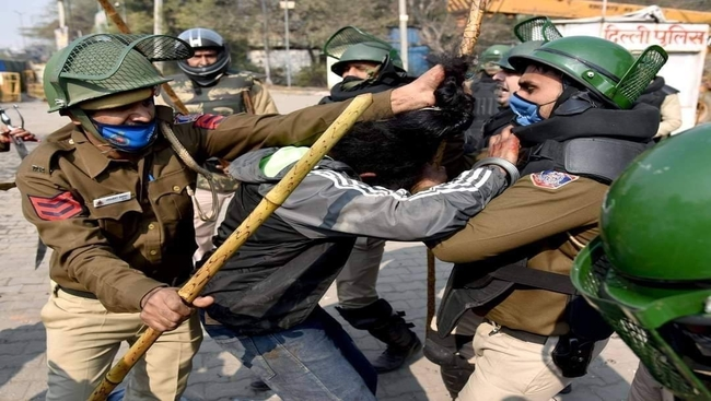 More clashes taking place at various borders as farmers observe an all day fast
