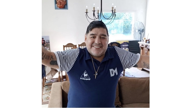 Argentinian soccer great Diego Maradona no more at 60