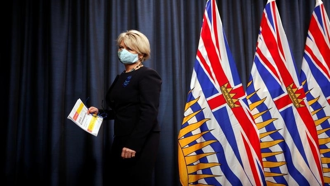 B.C. doctors defend approach to COVID-19 data
