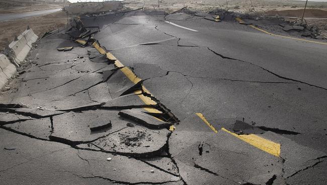 A magnitude 6.3 earthquake sends tremors to Punjab, Jammu & Kashmir, and New Delhi