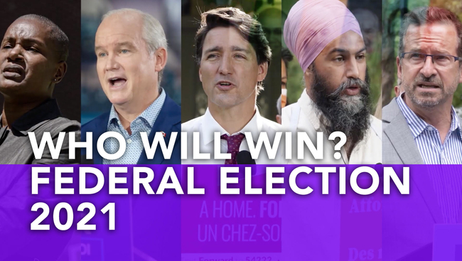 WATCH: UBC Professor of Political Science Richard Johnston provides insight into Federal Election 2021