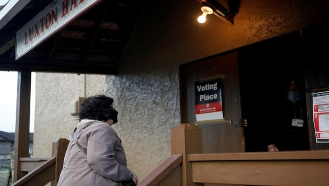 B.C. election voter turnout hits new low