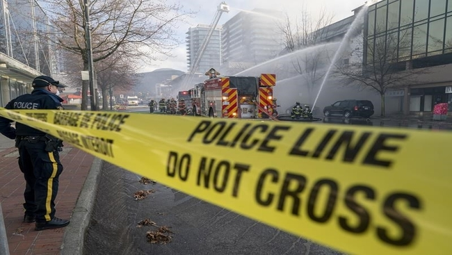 Fires at three Metro Vancouver Masonic halls