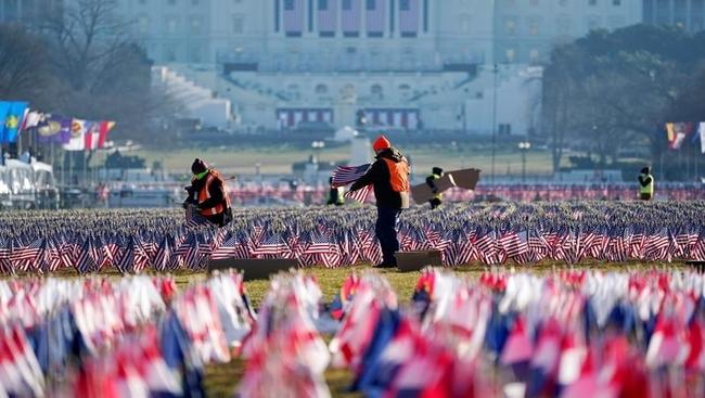 Biden revokes Trump report promoting 'patriotic education'