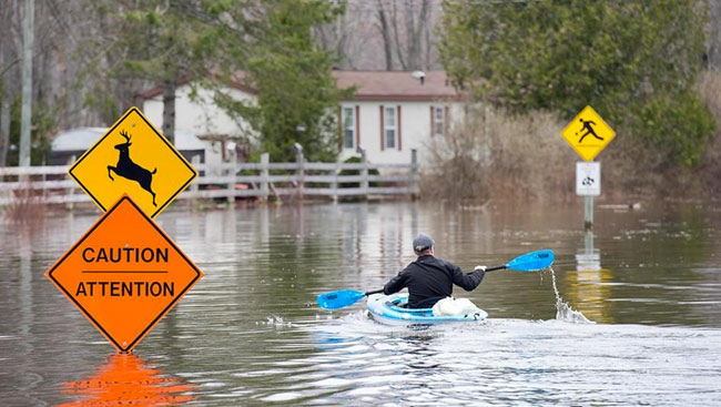 Waters Rising In Flood-Ravaged Southern B.C. As Residents Brace For 'Round Two'