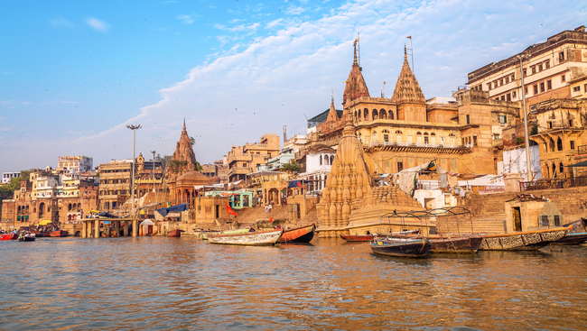 Inauguration of a museum on river Ganga takes place on Tuesday