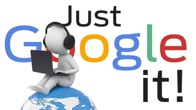 Just Google It