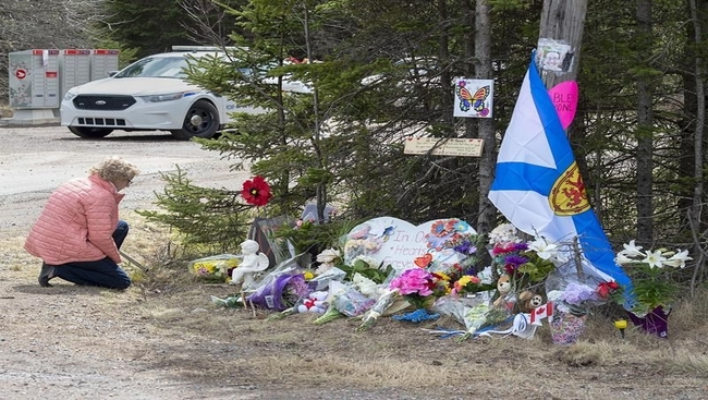 RCMP say gunman behind mass killing in Nova Scotia was 'injustice collector'