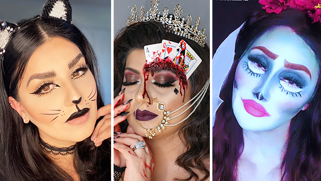 WATCH: 3 local make up artists create magic for spooky Halloween looks