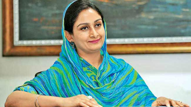 Harsimrat Kaur Dribbles On Assembly Turf In LS Battle