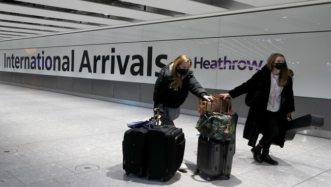Brits in Canada upset by U.K.'s new travel rules