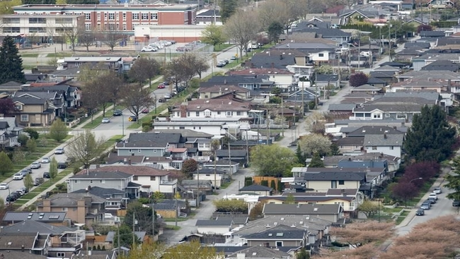Greater Vancouver home sales start to tick up
