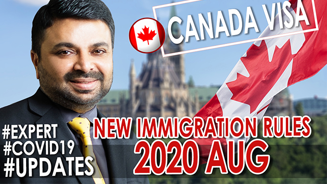 Immigrating to Canada? Latest Updates & Rule Changes due to Covid-19