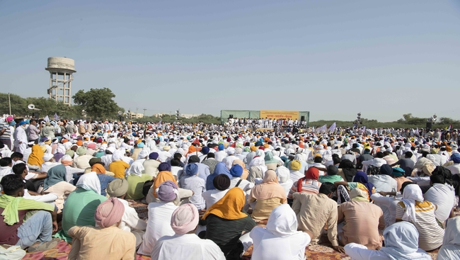 Thousands of farmers to descend upon the capital Delhi on Apr 21 from Punjab says Union Representative