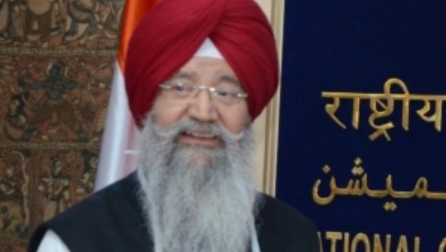 Iqbal Singh Lalpura takes charge as Minorities Commission chief