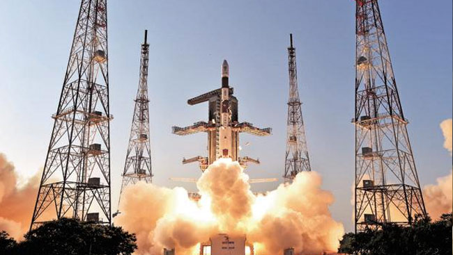WATCH: India's Most Powerful Satellite GSAT-11, 'The Big Bird', Launched Successfully