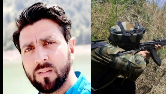 J&K Police constable shot dead by terrorists