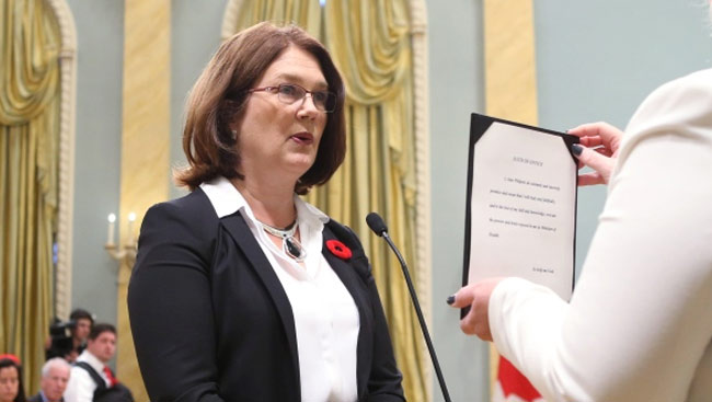 Jane Philpott Stands By Commitment She Made As A Liberal Not To Oppose Abortion