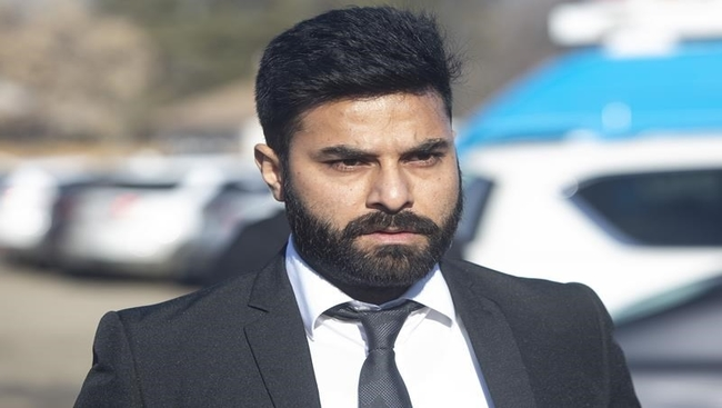 Driver in Broncos crash Jaskirat Singh Sidhu bids to stay in Canada